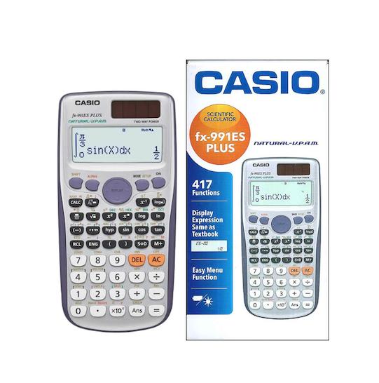 Calculatrice Electronique Casio - FX 991 ES Plus
